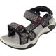 Kamik Lowtide 2 Sandals Kids Black
